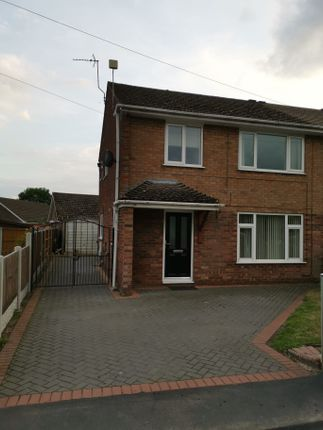 Thumbnail Semi-detached house to rent in Knightsbridge Road, Messingham, Scunthorpe