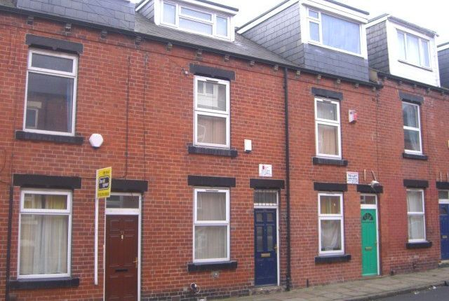 Thumbnail Terraced house to rent in Burley Lodge Road, Hyde Park, Leeds 1Qp, Hyde Park, UK