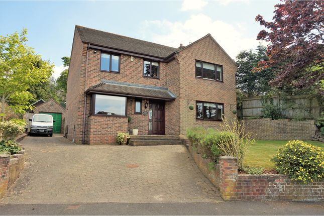 Thumbnail Detached house for sale in The Heights, Fareham