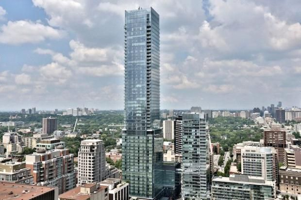 Thumbnail Apartment for sale in 50 Yorkville Avenue #2402, Toronto, On M5R, Canada