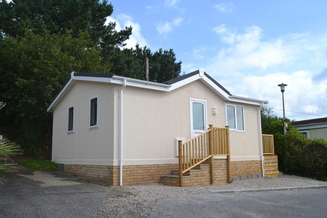 Thumbnail Mobile/park home for sale in Little Trelower Park, Trelowth