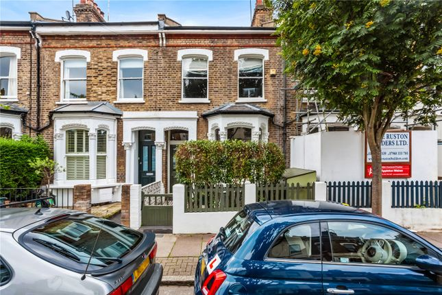 Thumbnail Terraced house to rent in Plimsoll Road, London