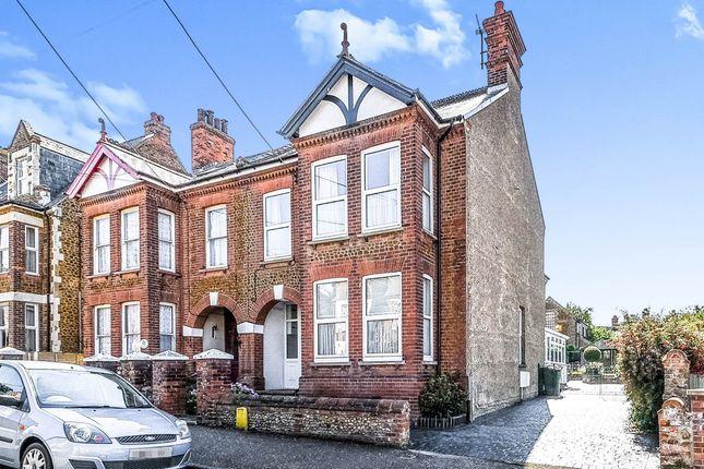 Thumbnail Semi-detached house for sale in Avenue Road, Hunstanton