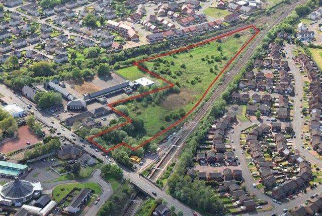 Thumbnail Land for sale in Newarthill Road, Carfin, Motherwell