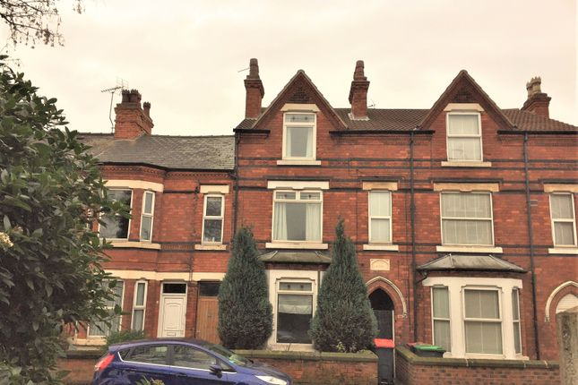 Thumbnail Town house to rent in Annesley Road, Hucknall