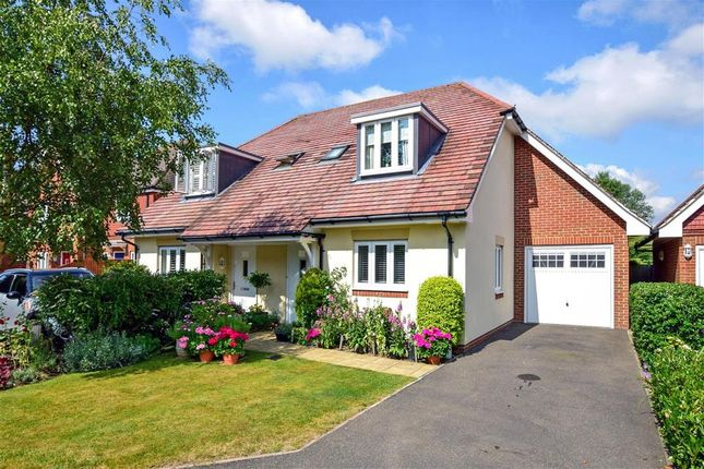Thumbnail Semi-detached house for sale in Chantry Mead, Barnham, West Sussex