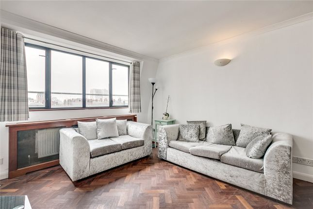 Thumbnail Flat to rent in Harley Street, London