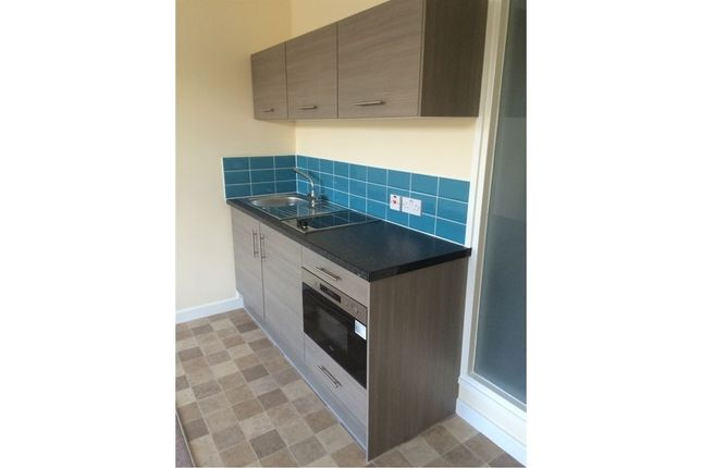 Thumbnail Flat to rent in Market Street, Ebbw Vale