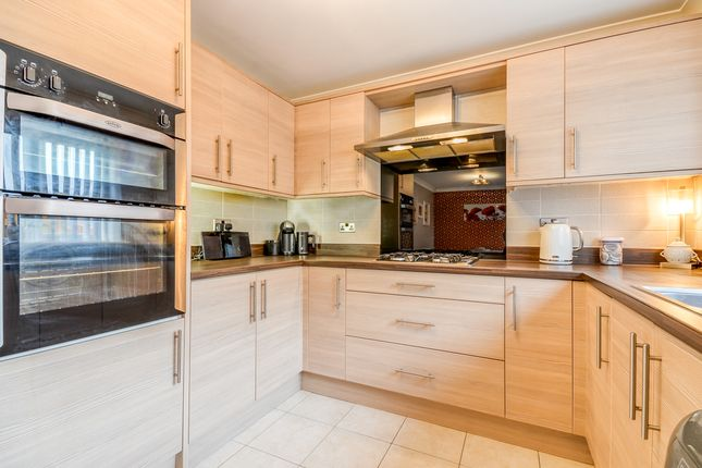 Kitchen of Springvale Garden Village, Darwen BB3