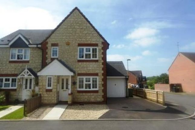 3 bed semi-detached house for sale in Century Close, Faringdon