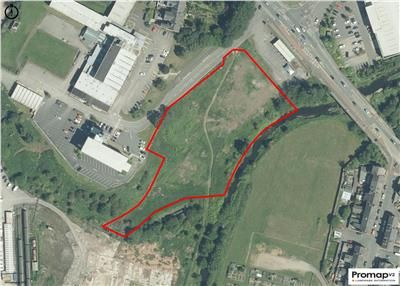 Thumbnail Land for sale in London Road (Development Site), Carlisle, Cumbria