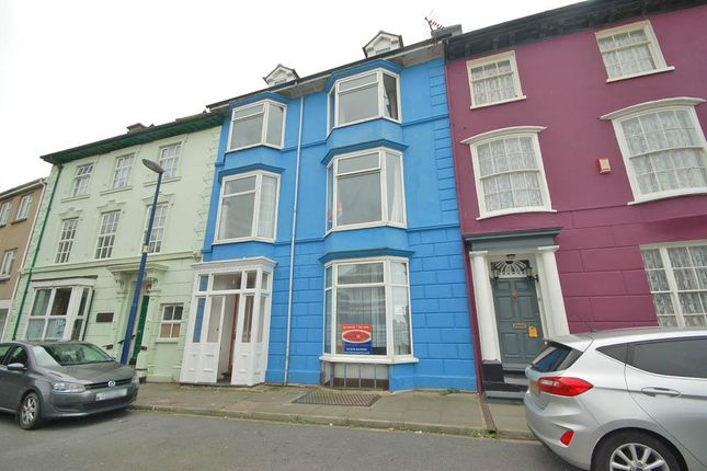 Thumbnail Terraced house for sale in Great Darkgate Street, Aberystwyth