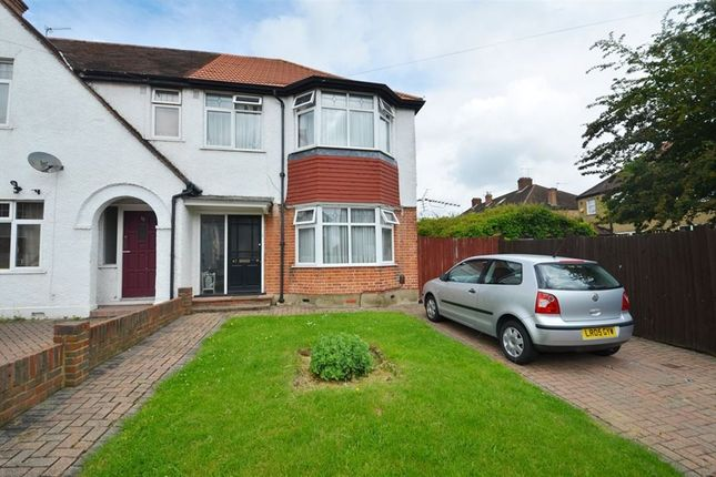 Thumbnail Property to rent in Merton Avenue, Hillingdon