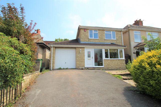 3 bed detached house to rent in Laburnum Road, Hanham, Bristol BS15