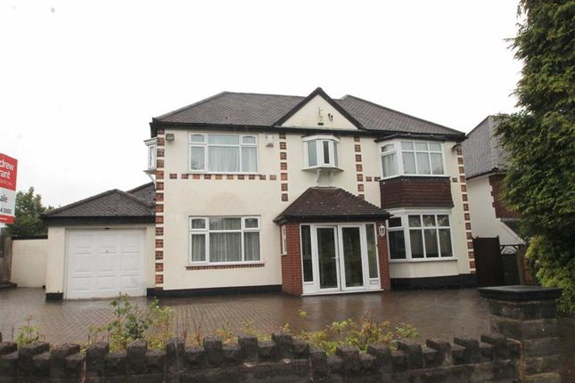Thumbnail Property for sale in Lordswood Road, Harborne, Birmingham