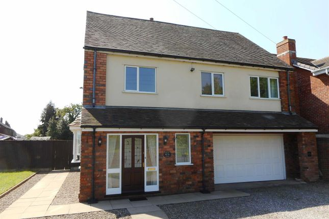 Thumbnail Detached house for sale in Nest Common, Pelsall, Walsall