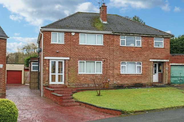 3 bed semi-detached house for sale in Belmont Road, Rubery, Birmingham