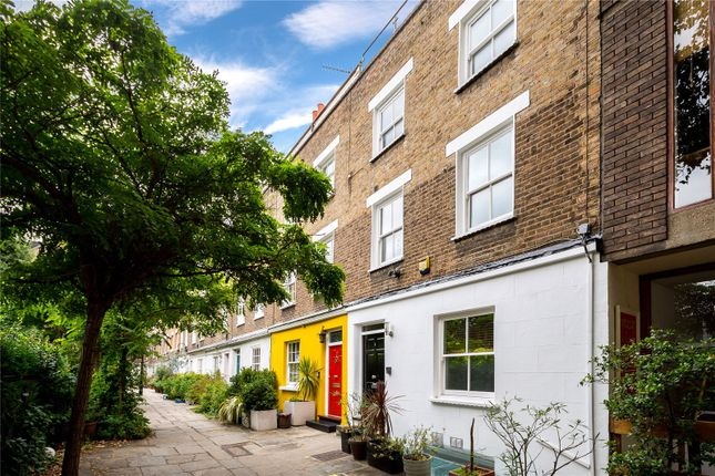 Thumbnail Terraced house for sale in Colville Place, Fitzrovia, London
