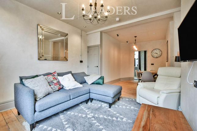 Thumbnail Terraced house to rent in Liverpool Road, Manchester
