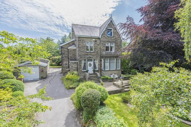 Thumbnail Detached house for sale in Staveley Road, Nab Wood, Shipley