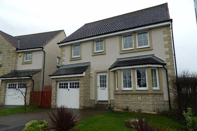 Thumbnail Detached house to rent in Market Way, Tranent, East Lothian