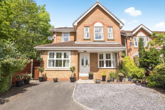 Thumbnail Detached house for sale in Hunters Lodge, Walton-Le-Dale, Preston, Lancashire
