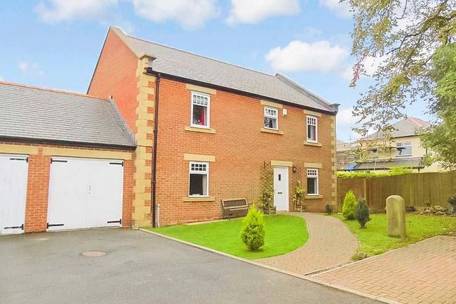 Thumbnail Detached house for sale in Pegswood Village, Pegswood, Morpeth