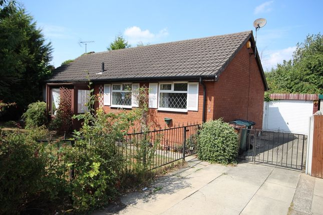 Thumbnail Detached bungalow for sale in South Hill Way, Leeds
