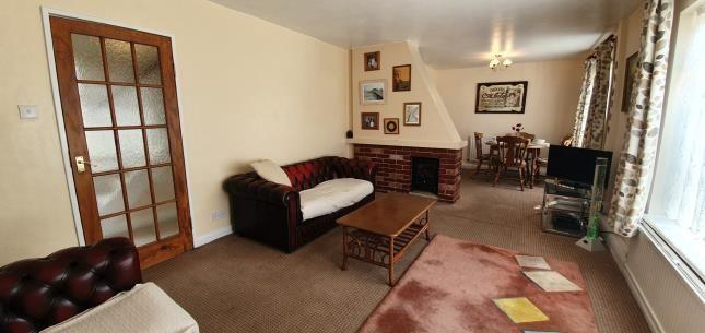 Lounge/Diner of Battleswick, Basildon SS14