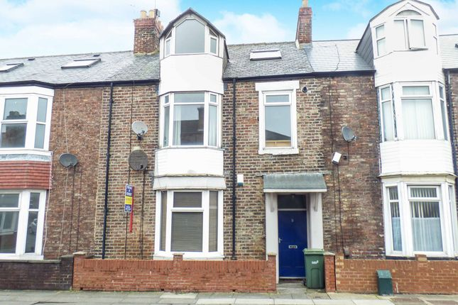 Thumbnail Flat for sale in Worcester Terrace, Sunderland