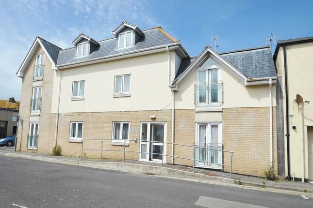 Thumbnail Flat for sale in Stanley Street, Weymouth