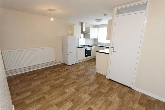 Thumbnail End terrace house to rent in Long Leys, London