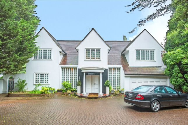 Thumbnail Detached house for sale in The Bishops Avenue, Hampstead Garden Suburb, London