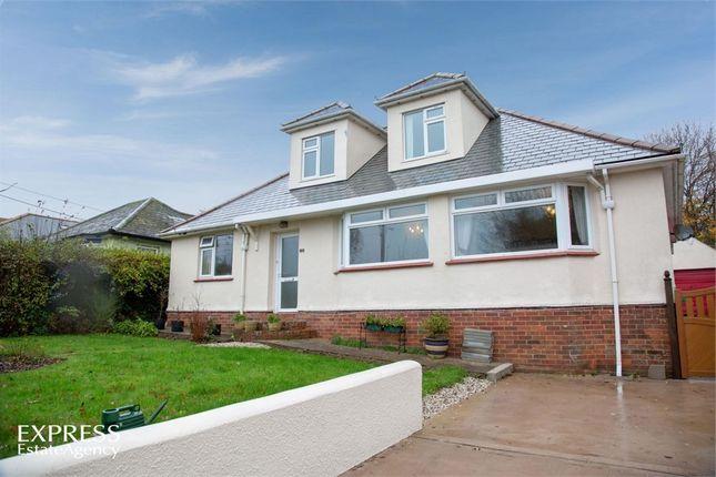 Thumbnail Detached house for sale in Darran Road, Kingsteignton, Newton Abbot, Devon