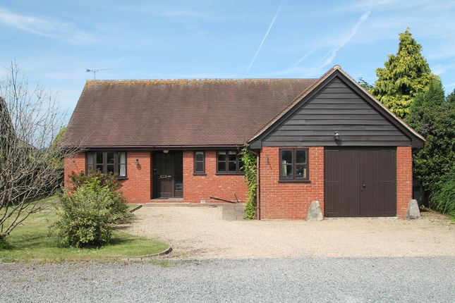 Thumbnail Detached bungalow to rent in High Street, Sutton Courtenay, Abingdon