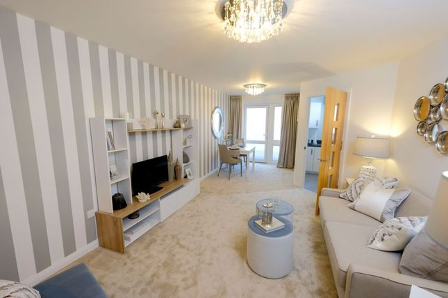 Thumbnail Flat for sale in Bedroom Apartment Tyn-Y-Gongl, Benllech
