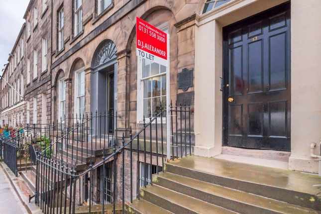 Thumbnail Flat to rent in York Place, City Centre