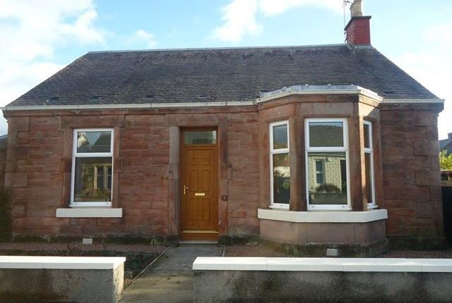Thumbnail Bungalow to rent in Hill Place, Alloa