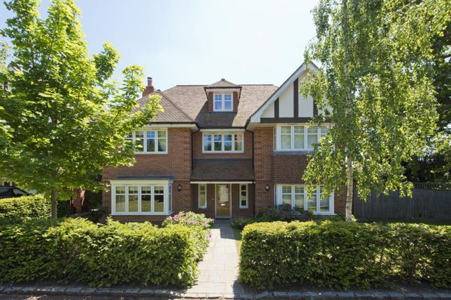Thumbnail Detached house to rent in Wrens Hill, Oxshott