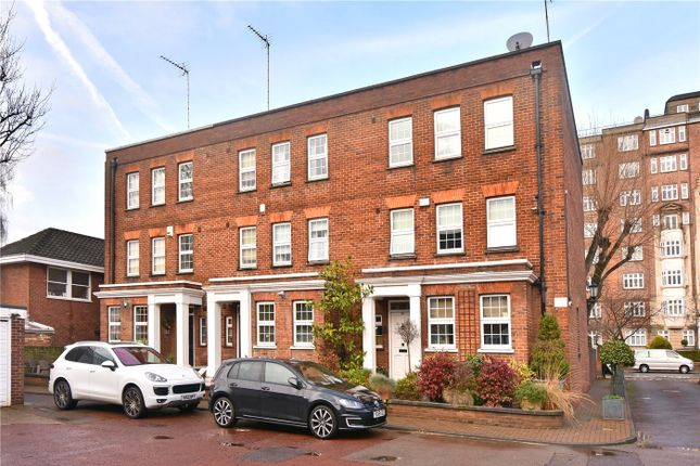 Thumbnail Property to rent in Hall Gate, St John's Wood, London