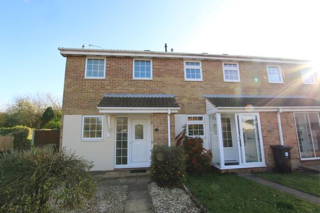Thumbnail Semi-detached house to rent in Epsom Close, Downend, Bristol