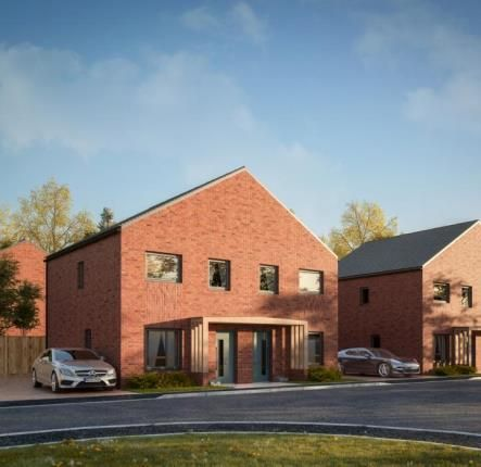 2 bed semi-detached house for sale in The Marches, Lakefield Road, Wednesfield WV11