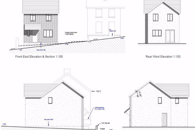 Thumbnail Land for sale in Heol Y Bryn, Pontyberem, Llanelli