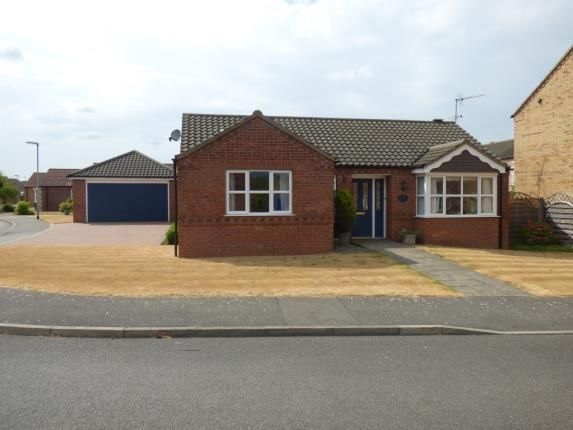 Thumbnail Bungalow for sale in Short Furrow, Navenby, Lincoln, Lincolnshire