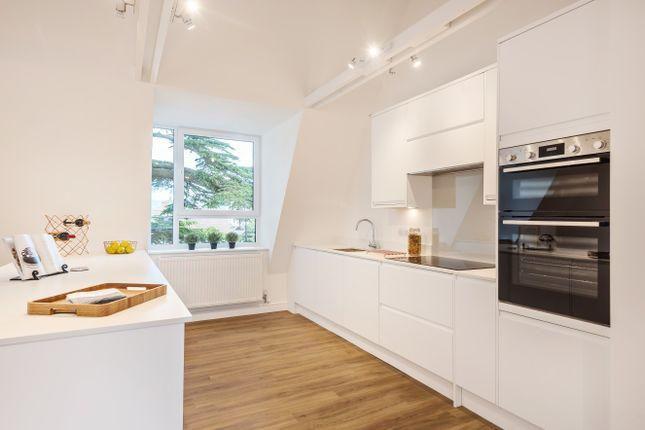 Kitchen of Cedar Apartments, College Street, Petersfield GU31