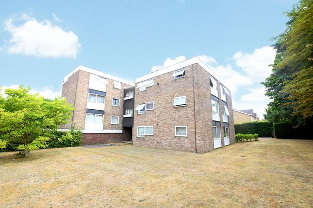 Thumbnail Flat for sale in Camberley Towers, 40 Upper Gordon Road, Camberley, Surrey