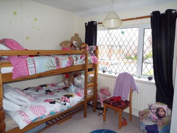 Bedroom One of Canberra Road, Leyland PR25