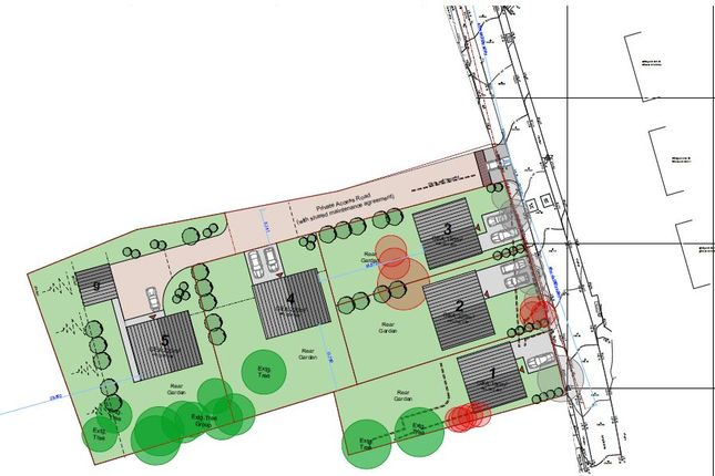 Thumbnail Land for sale in Panorama, 64 Gravelly Bank, Lightwood, Stoke-On-Trent, Staffordshire