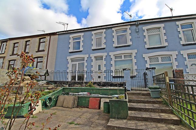 Thumbnail Terraced house for sale in Brookland View, Elliots Town, New Tredegar, Caerphilly
