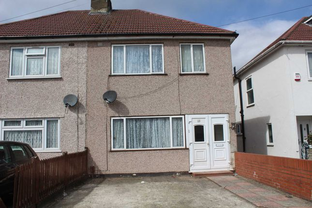 Thumbnail Semi-detached house for sale in Craven Close, Hayes